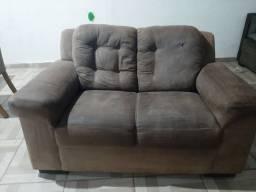 sofá 2 lugares