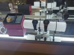 Relógio folheados em ouro 18k
