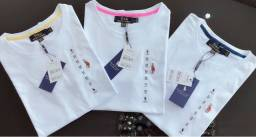 camisetas ralph lauren femininas atacado minimo 10 pcs