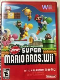 Super Mário Bros Nintendo Wii