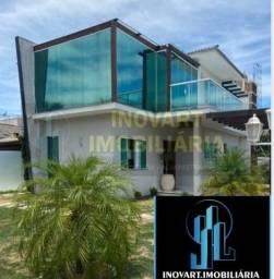 CÓD. 036 Casa toda planejada piscina em Condomínio do lado do mercado Costa Azul