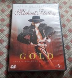 DVD Michael Flatey - Gold - O Gênio do Sapateado - Lacrado !!!!