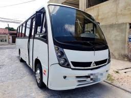 Ônibus Neobus 850 28 lug. 2008 (aceito troca por veículos)