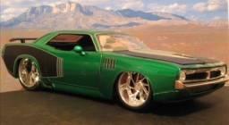 Jada 1:24 Plymouth barracuda 1970