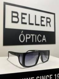 Óculos de Sol Evoke B Side Black Matte Black Gray Gradient Original com Nota Fiscal