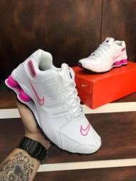 Tênis Nike shox Nz feminino - R$200,00