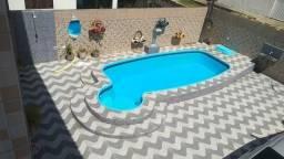 COD C-65 Casa duplex com piscina no bairro das industrias 4 quartos