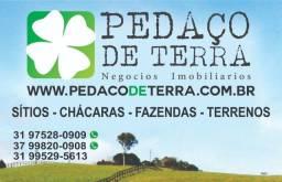 Título do anúncio: Fazendinha 14 Ha em Bom Despacho Casa Boa Rica em Água