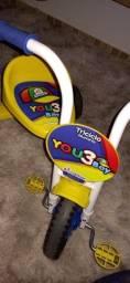 Triciclo Alumínio Infantil: