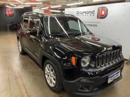Jeep Renegade Lougitude 1.8 41m km Blindado. entrada com cartao em 12x.