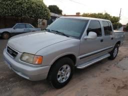 GM-S10 de Luxe CD 1998 4.3.V6 Gasolina/Kit Gás, Completa!
