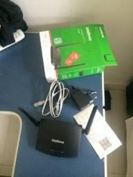 Vendo roteadores Wi-Fi 4 intelbras
