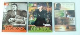 Dvds Usados Raros e Originais Coleção Folha Cine Europeu - Folha De S. Paulo