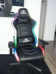Cadeira gamer rgb