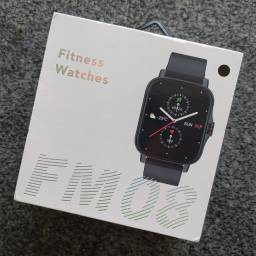 Novo Smartwatch Relógio Inteligente FM08 - CHAMADAS/TELA DE 1.70 promoção