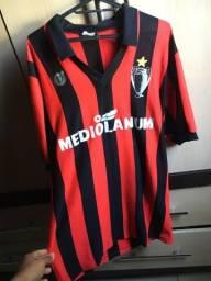 Camisa Retrô Milan