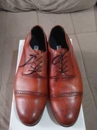 Sapato social oxford tamanho 47 (calça 48 tranquilamente)