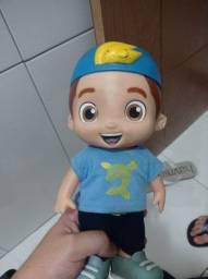 Título do anúncio: Boneco Lucas neto