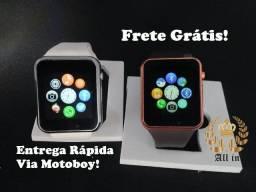 SmartWatch Digital (Bluetooth A1) - Frete Grátis!