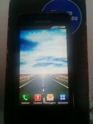 Celular Galaxy S GT-l9000B   8GB  usado.