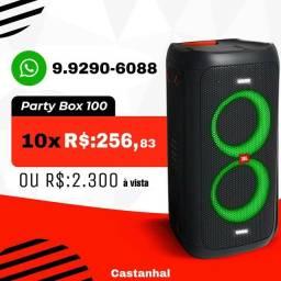 Party Box 100 (Castanhal)