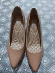 Sapato salto fino