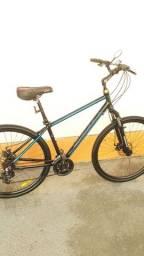Bicicleta Groove 700 Blues Disc Alumínio 21V <br>