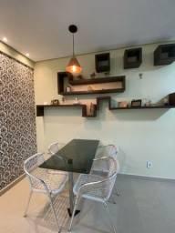 Alugo Apartamento mobiliado no Condomínio Araçá