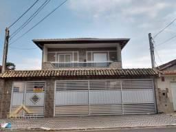 Sobrado com 2 dormitórios à venda, 51 m² por R$ 215.000,00 - Maracanã - Praia Grande/SP