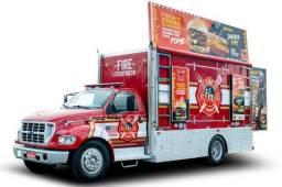 Vendo lindo Food Truck Temático