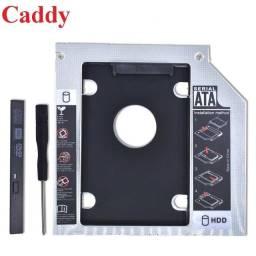 Caddy Adaptador para Notebook e Ultrabook