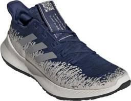Tênis adidas sensebounce Azul com cinza