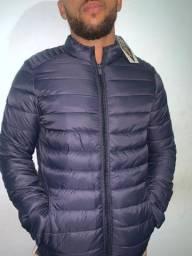 Casaco de frio Confortável Puffer