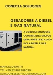 grupo gerador diesel de 292 Kva