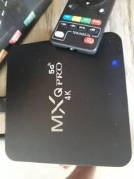 TV box mx Q pro 4k