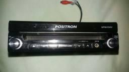 Som automotivo DVD Positron