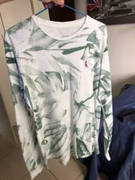 Camisa manga longa da reserva