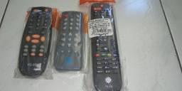 Controle de TVs