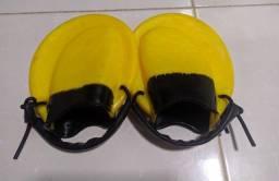 Nadadeira para nado peito Finis
