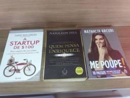 Livros Educação Financeira e desenvolvimento pessoal