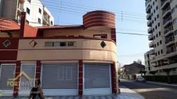 Sobrado com 3 dormitórios à venda, 120 m² por R$ 480.000,00 - Caiçara - Praia Grande/SP
