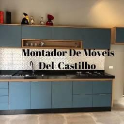 Montador de Móveis Del  Castilho-Aboliçao-Todos Santos