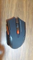 ***Promoção*** Mouse Gamer sem Fio Para Notebook e Pc DPI