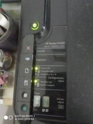 Dia das Mães | Impressora Hp Deskjet F4580 com defeito