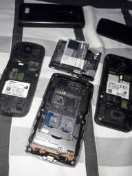 Lote com 3 celulares com defeito, 1 lg 2 nokia