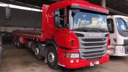 Scania bitruck carroceria aberta