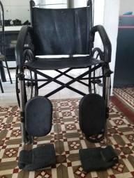 Cadeira de rodas usada bom estado