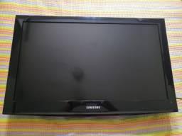 TV Samsung LCD 32 polegadas (para conserto ou retirada de peças)