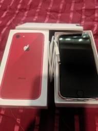 iPhone 8 Red ( Impecável o estado do cell )