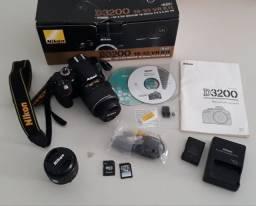 Nikon D3200 18-55 VR Kit BLACK